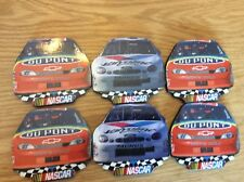 Lot Of 6 NASCAR Coasters, #6 Taurus And #24 Monte Carlo