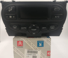NEW GENUINE Climate Control Peugeot 307 6451ZQ