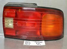 1992-1993-1994-1995 Mazda Protege Right Pass Genuine OEM tail light 07 2K5