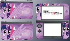 My Little Pony Twilight Sparkle Magic Unicorn Doll Game Skin New Nintendo 3DS XL