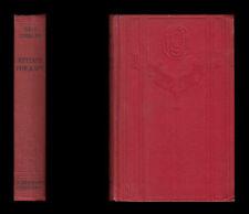 Eric Ambler EPITAPH FOR A SPY Hotel Reserve ESPIONAGE THRILLER, 1939 H/B Edition
