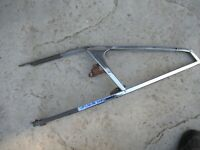 Porsche 911/912 Targa Door Vent Window Frame / No Glass  LEFT