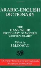 Arabic-English Dictionary: The Hans Wehr Dictionary of Modern Written Arabic, Ha
