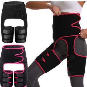 Women Neoprene Body Shaper Slimming Pants Waist Butt-lifter Shapewear Tummy