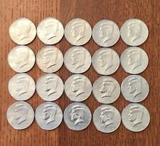 COMPLETE 1990s P + D KENNEDY HALF DOLLAR SET 1990-1999 ALL NICE CONDITION!