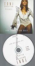 PROMO CD--TONI BRAXTON--PLEASE--1TR