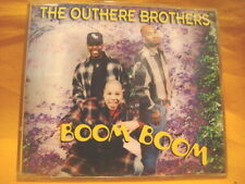 MAXI Single CD THE OUTHERE BROTHERS Boom Boom 9TR 1995 eurodance house