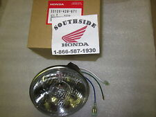 GENUINE HONDA HEADLIGHT UNIT 6V XL100S XL125S XL185S XL250S XL500S