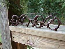 Pontalba Vine Valance Topper Cast Iron Southern Garden Fence