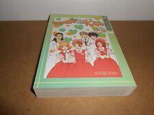 Itazura na Kiss Vol. 10 by Kaoru Tada Manga Book in English
