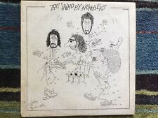 The Who - The Who By Numbers Vinyl Lp Mca 3026