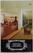 Affiche Tourisme ESPANA COSTA BRAVA Aiguablava · Gerona - Années '60