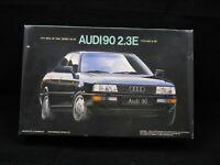 Fujimi 1/24 Scale Audi 90 2.3E Plastic Model Kit 03201 Series no 26