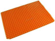 Anika Antiadherente Grasa reducir la pirámide de Silicona Horno hoja de la hornada Mat Envío Rápido