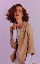 Autres vestes/blousons en lin pour femme Taille 36