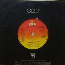 """Vinilo Barbra Streisand (7"""") Mujeres en el amor-CBS-CBS 8966-UK-en muy buena condición+/en muy buena condición +"""