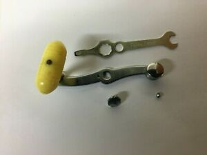 Penn Conventional Reel Handle part 24-66 with Penn Wrench and Handle Screws