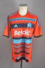 Olympique Marseille Trikot Gr. L 2011-12 Adidas betclic Jersey Maillot au But