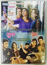 Sugar Salt Ani Prem DVD - 2015 Marathi Movie DVD / English Subtitles