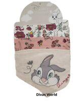 Disney Thumper 3 X Pack Baby Feeding Bibs Brand New Gift Set Primark