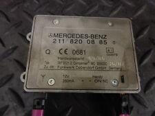 2008 MERCEDES E CLASS E220 CDI AUTO 4DR BLUETOOTH MODULE 2118200885