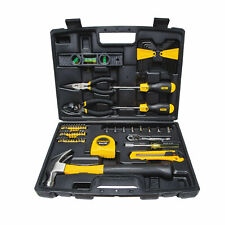 Stanley 65-Piece Homeowners Tool Kit Set Hammer Screwdriver Carpenter Home Tools