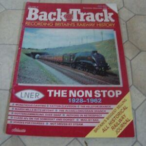 BACK TRACK MAGAZINE    Volume 3   No 5      Nov - Dec 1989