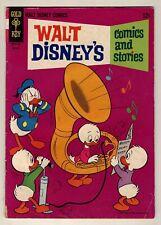 Walt Disney Comics & Stories #318 - 1967 Gold Key - Uncle Scrooge - VG (4.0)