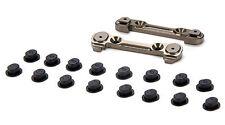 Losi LOSA1754 Adjustable Front Hinge Pin Brace/Inserts 8ight 8ight-T 2.0/3.0