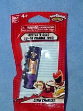 Power Rangers Limited Edition Dino Charge Plesio Charger # 9 Energem