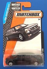 2015 Matchbox 2015 CADILLAC ONE US PRESIDENTIAL LIMOUSINE - mint on long card!
