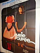MARIE POUPEE jeanne goupil dussolier affiche cinema vintage 1976