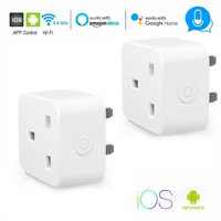 Amazon Smart Wifi Plug Switch Socket Outlet For Alexa Echo Google Home
