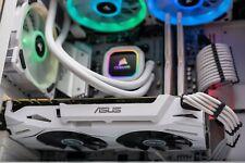 ASUS NVIDIA GeForce GTX 1070 8GB GDDR5: Dual OC (white)