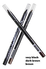 *3 Colors* from L.A. Girl Glide Gel Eyeliner Black Magic, Dark Brown, Brown