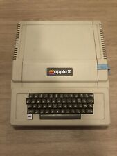 Vintage Apple ii Computer