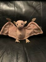 NEW! RARE-Ty Beanie Baby Batty the Bat born 10/29/96 Mint Condition Retired