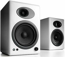 Audioengine A5+ Powered Speakers HI-GLOSS WHITE