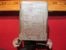 utc a-23 audio transformer 500 ohm to 16 ohm