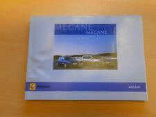 notice utilisation en espagnole RENAULT megane manual de instrucciones