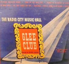 78 rpm album 4 records N- /album: M....RADIO CITY MUSIC HALL GLEE CLUB - 8 Hits