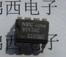 NEC UPB553AC DIP-8 Low Power Prescalers