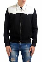 Dsquared2 Men's Multi-Color Full Zip Basic Jacket US S IT 48