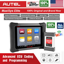 Autel MaxiSys Elite OBD2 Diagnostic Scanner J2534 ECU Program Better MS908P Pro