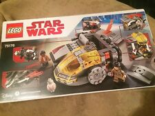 Brand New Disney LEGO STAR WARS RESISTANCE TRANSPORT POD + MINI FIGURES - £50.60