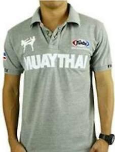 """Fairtex """"MUAY THAI"""" Polo Shirt - PL1"""
