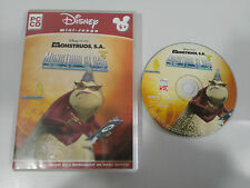 MONSTRUOS S.A. MONSTER SI DAS SET PC SPANISH CD-ROM DISNEY INTERACTIVE