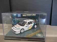 Vitesse 1/43 - Ford Focus RS WRC - Finland Rally 2003 - #4 M.Märtin/M.Park
