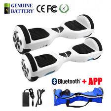 Gyropode Self Balancing Scooter Hoverboard Skate électrique✅APP + Bluetooth