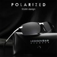 HD Polarized Sunglasses Mens Driving Aviator Glasses UV400 Outdoor Sport Eyewear